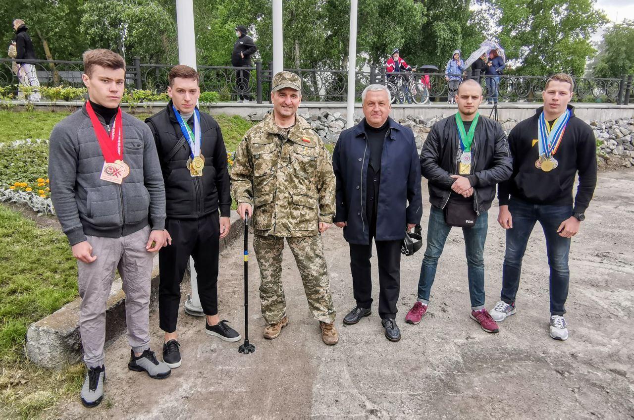 День морської піхоти України. Фото