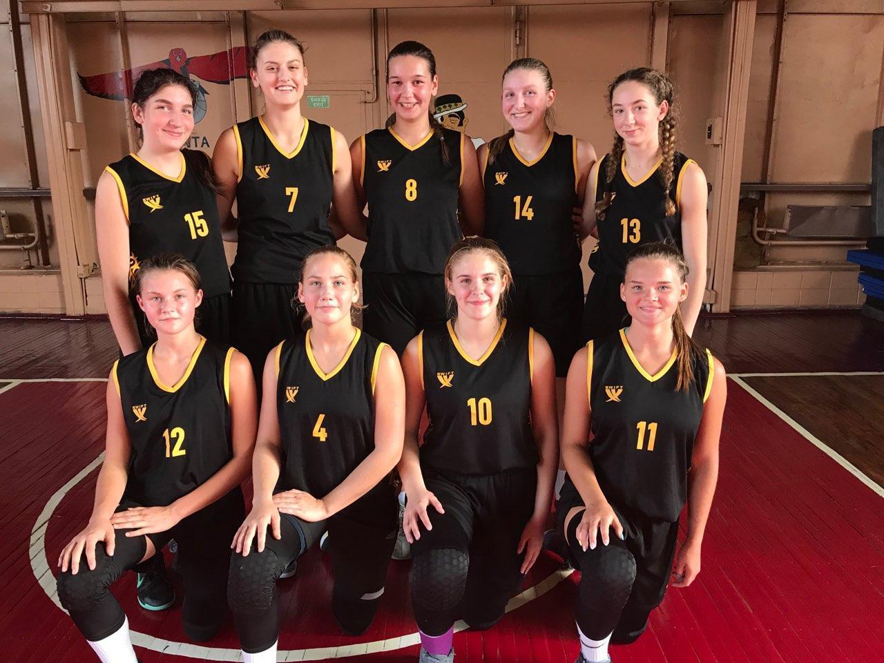 Чемпіонат України з баскетболу. Підсумки 3-го туру. фото