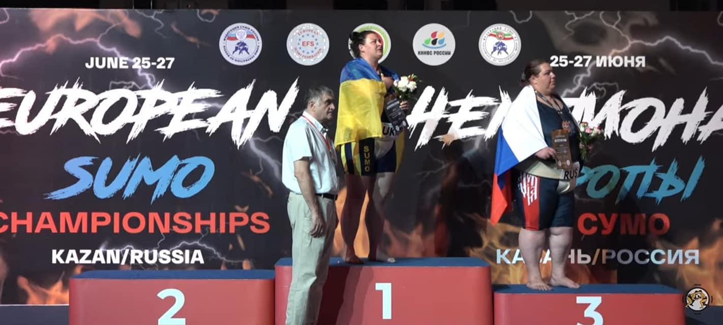 Чемпіонат Європи з сумо. фото