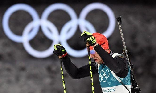 Олімпіада-2018, біатлон. Фото