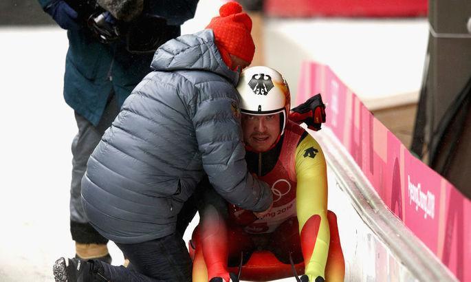 Олімпіада-2018. Фелікс Лох. Фото
