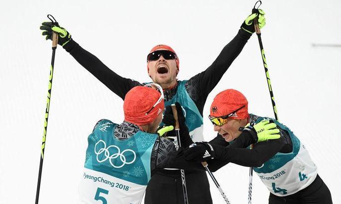 Олімпада-2018, лижі. Фото