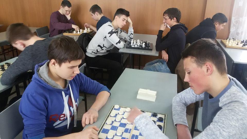 Змагання з шахів, Переяслав. Фото