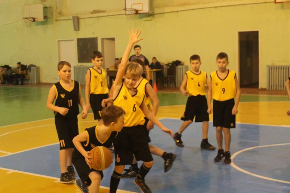 Чемпіонат з баскетболу, Переяслав. Фото