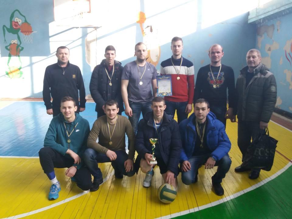 Волейбол, Переяслав. Фото