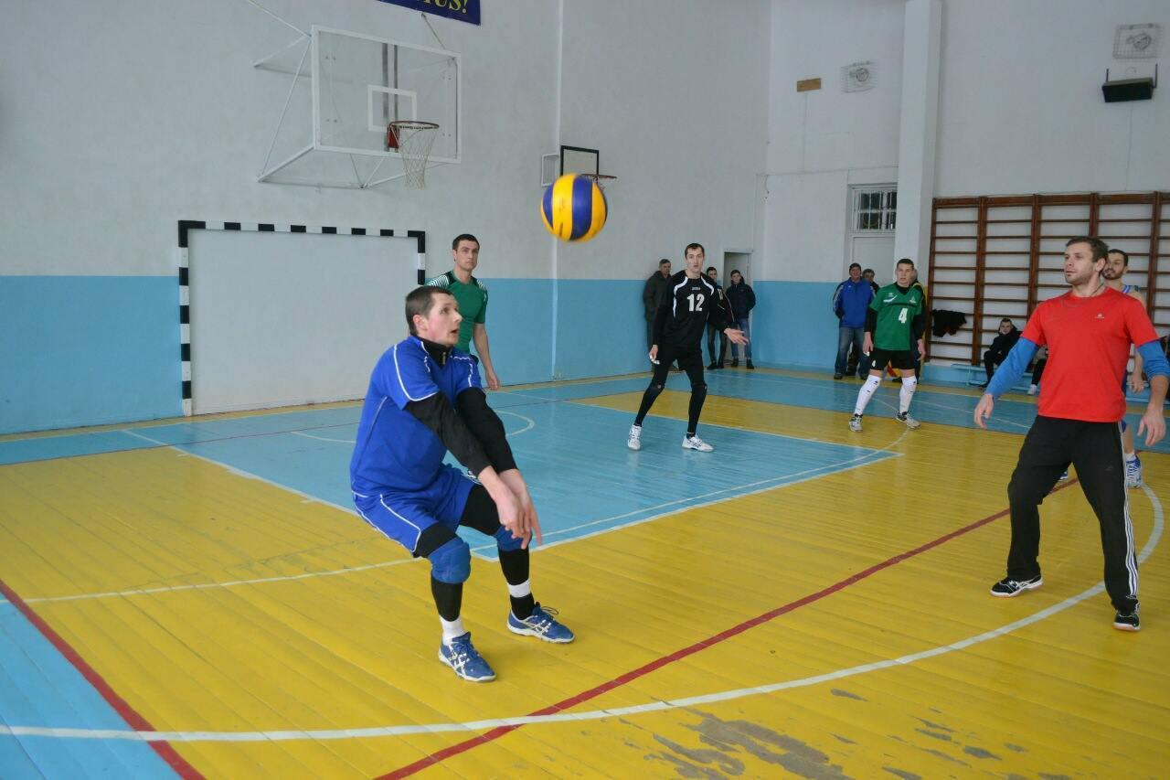 Турнір з волейболу, Богуслав. Фото