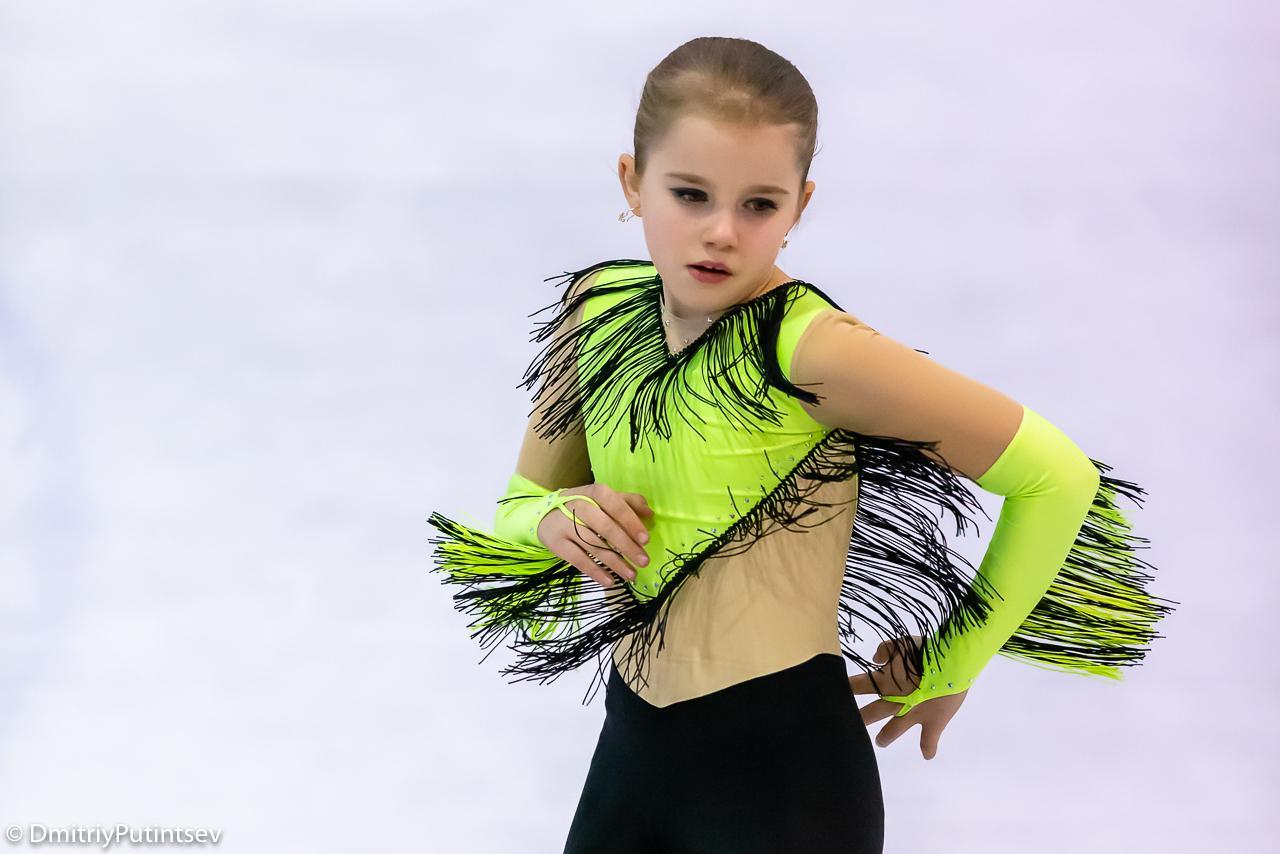 Всеукраїнські змагання з фігурного катання  Bohuslav Open-2020. Фото