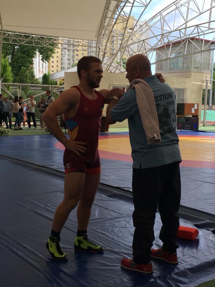 Олексій Борута, Анатолій Гуральський. Фото