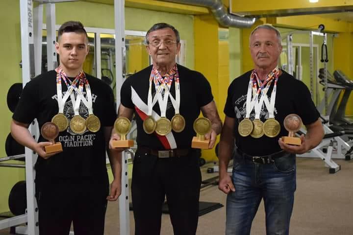 Юрій Старков, пауерліфтинг. Фото