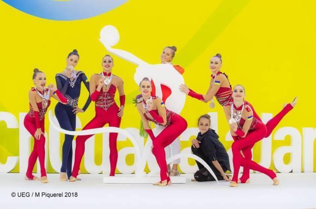 ЧЄ з художньої гімнастики, Гвадалахара. Фото