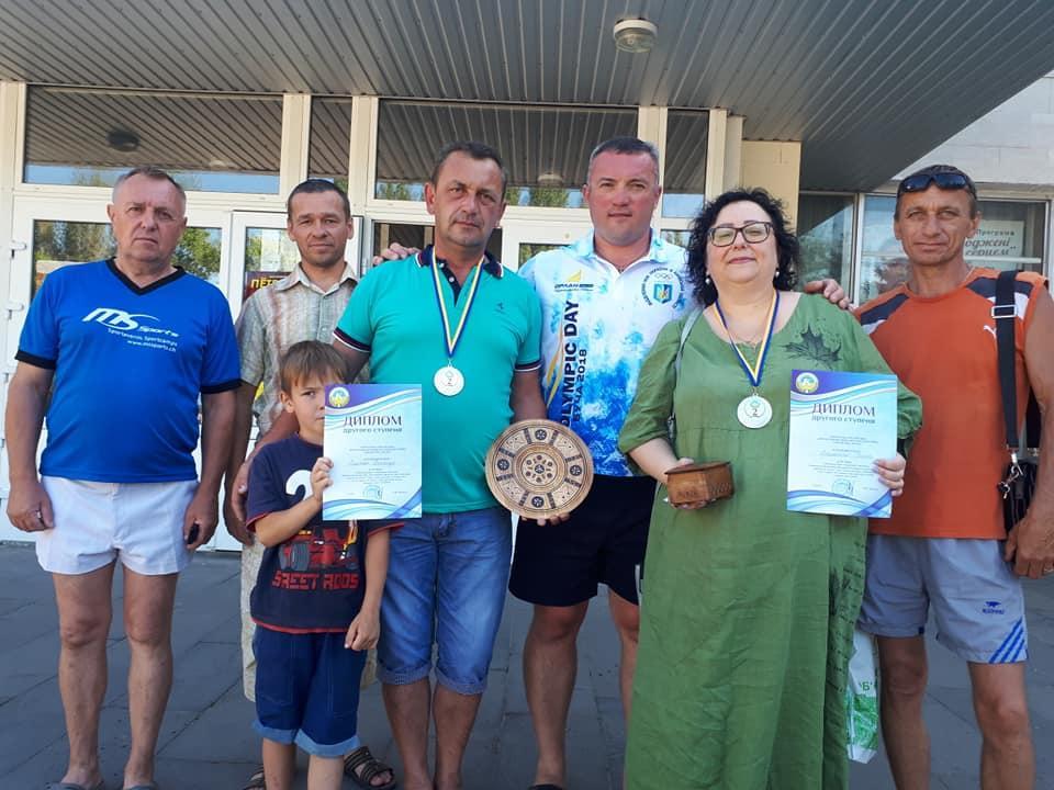 Спортивні змагання ФСТ «Колос», Скадовськ. Фото