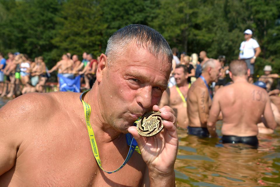 Турнір з плавання на відкритій воді «Біле озеро. Фото