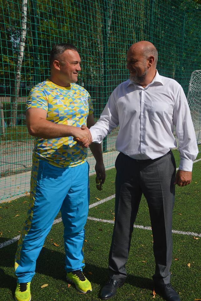 Сергій Тимофєєв, Геннадій Дикий. Фото