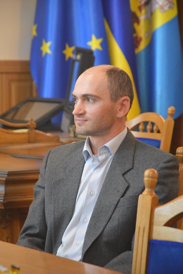 Олександр Горган зустрівся з учасником «Ігри Нескорених». Фото