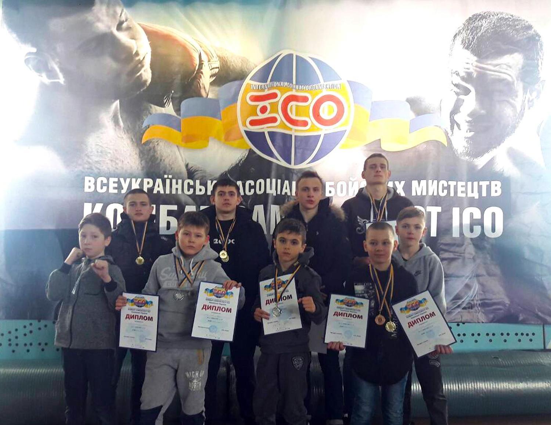 Чемпіонат України з комбат самозахист ІСО. Фото