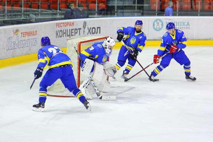 міжнародний турнір з хокею Бровари. Фото