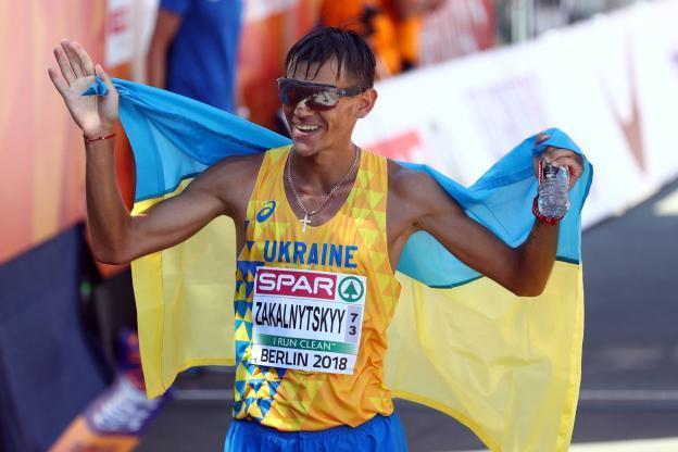 Мар'ян Закальницький - Заслужений майстер спорту України. Фото