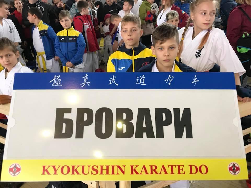 Спартак, кіокушин карате, Київ. Фото