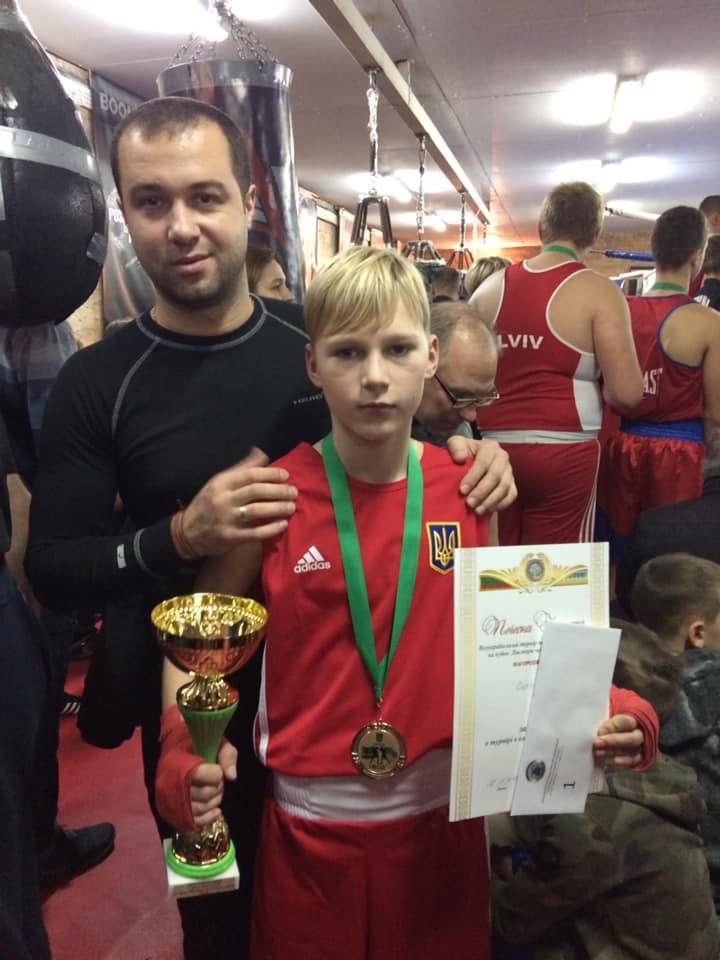 Всеукраїнський турнір з боксу на призи чеченської діаспори. Фото
