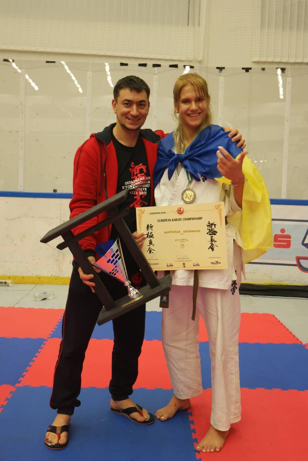 Чемпіонат Європи з кіокушин карате, Будапешт. Фото