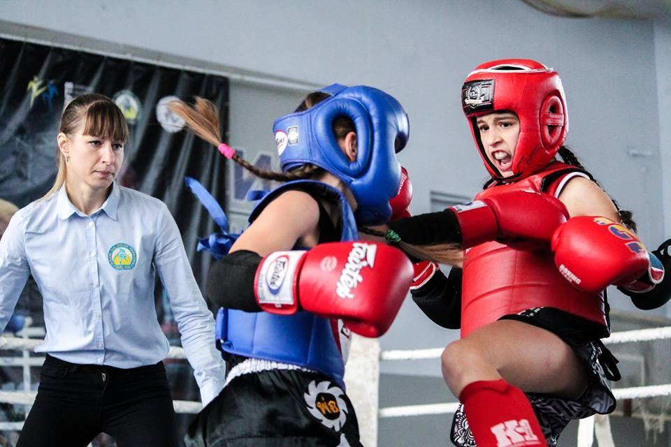 Чемпіонат Київської області з таїландського боксу Муей Тай, Київ. Фото