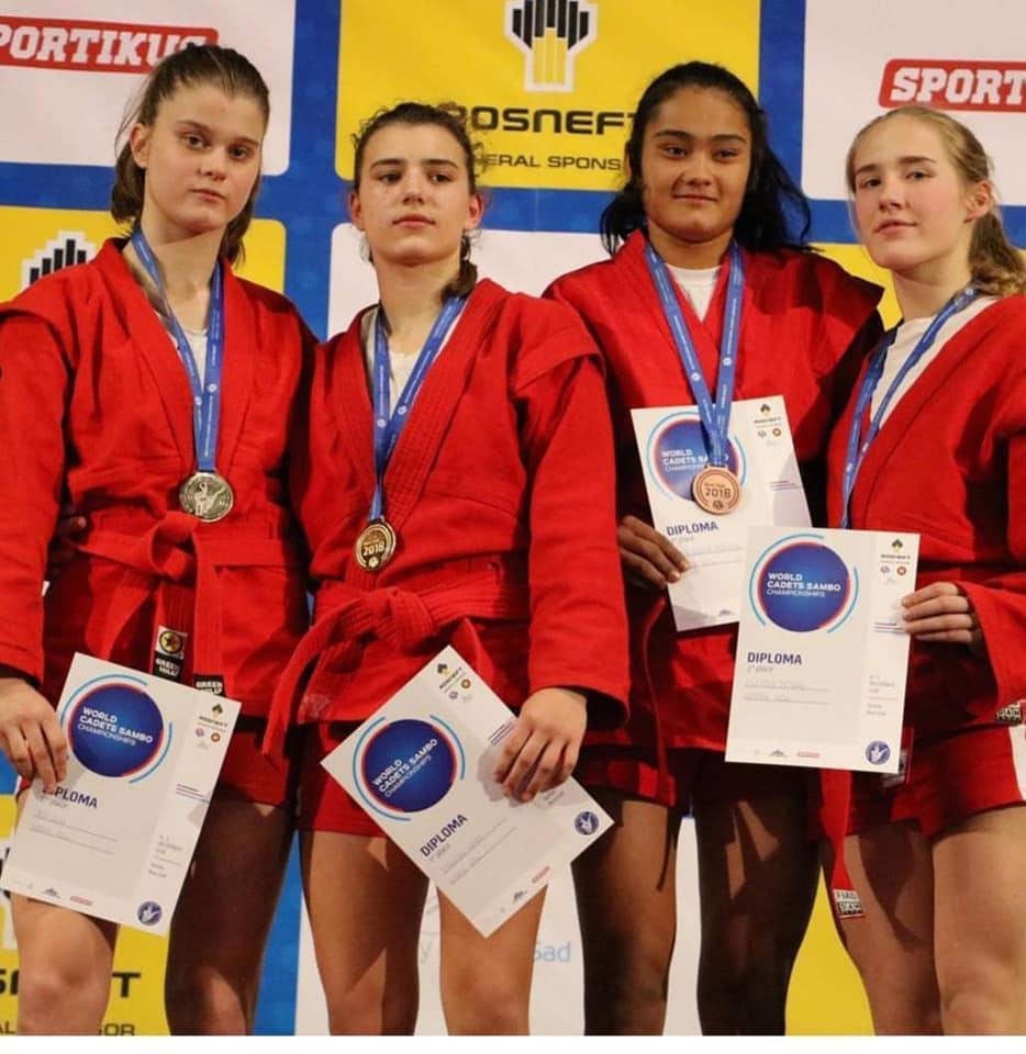 Чемпіонат світу з самбо, Сербія. Фото