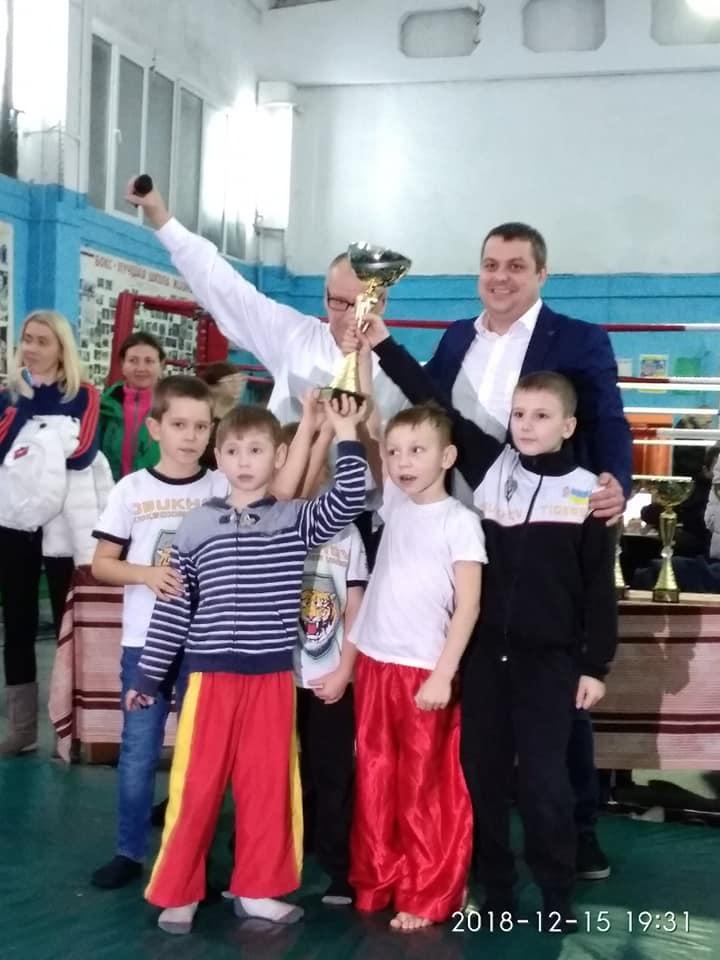 Кубок Київської області з кікбоксингу ISKA, Ірпінь. Фото