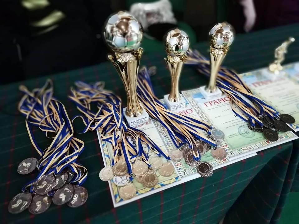 Чемпіонат з міні-футболу пам'яті Войнова, Славутич. Фото