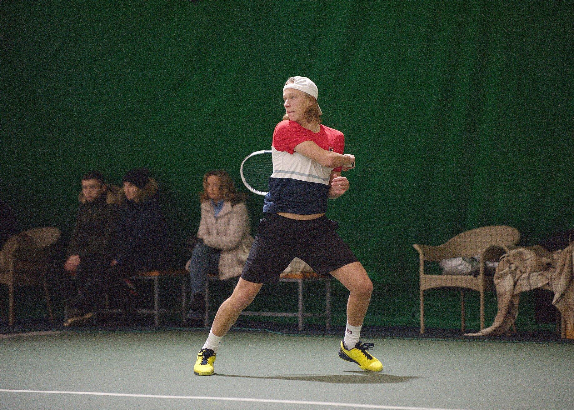 Міжнародний турнір з тенісу, Святопетрівське. Фото