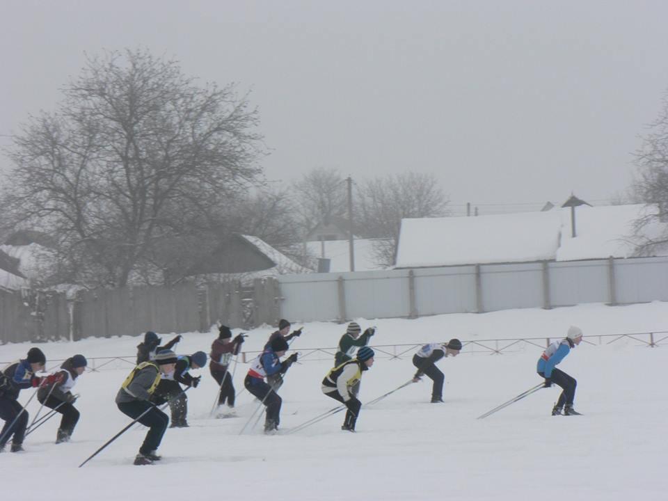 Відкрита першість з лижних гонок, Рокитне. Фото