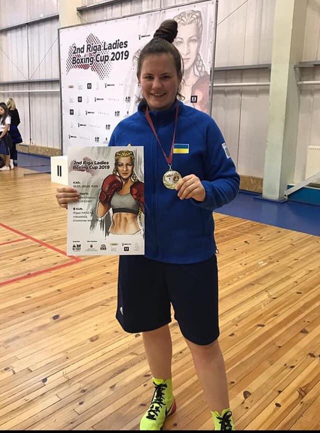 міжнародний турнір з боксу серед жінок., Латвія. фото