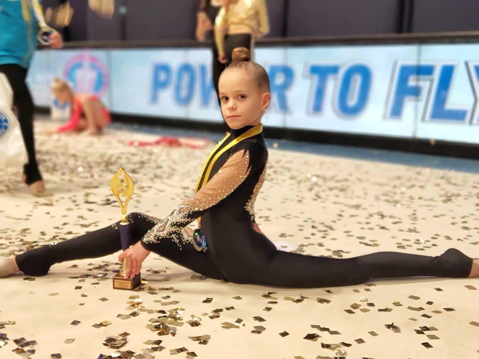 Всеукраїнський турнір з художньої гімнастики, Запоріжжя. Фото