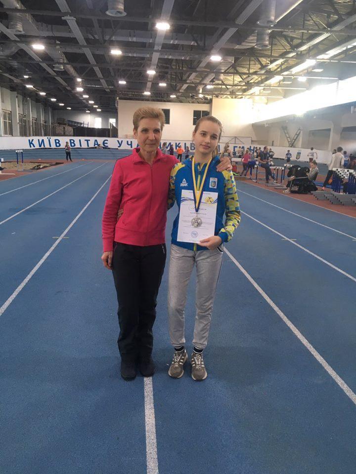 Чемпіонат України з легкої атлетики, Київ. Фото