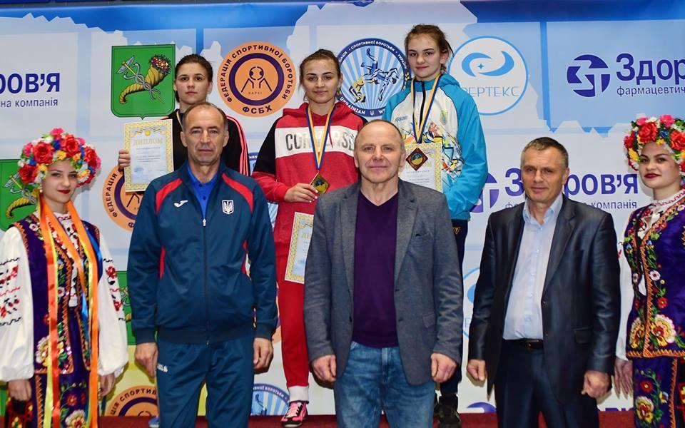 Чемпіонат України з вільної та жіночої боротьби, Харків. Фото