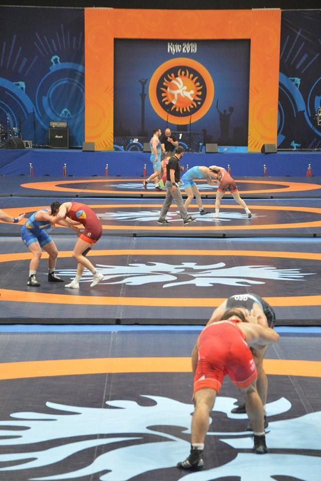 Міжнародний турнір з боротьби, Київ. Фото
