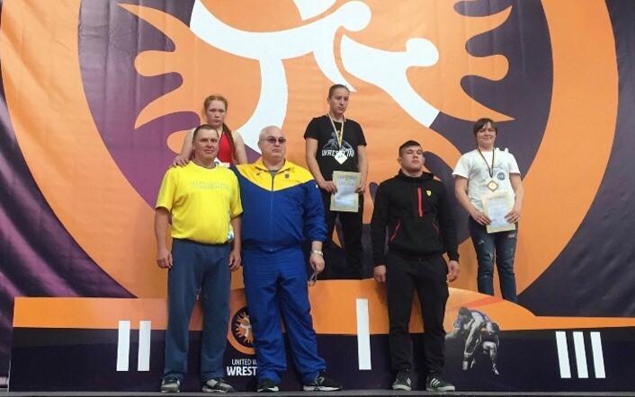 Чемпіонат України з вільної боротьби, Запоріжжя. Фото