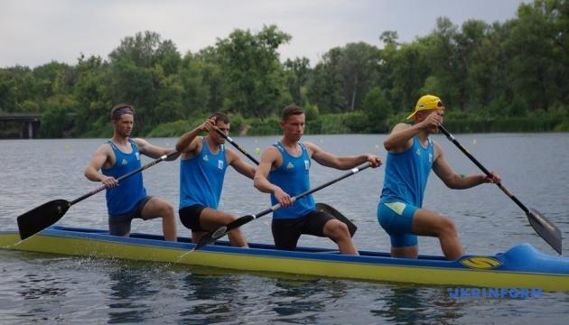 Чемпіонат України з веслування на байдарках і каное, Полтава. Фото