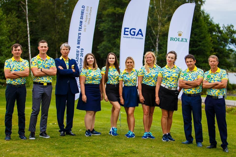 Командний чемпіонат Європи з гольфу, Литва. Фото