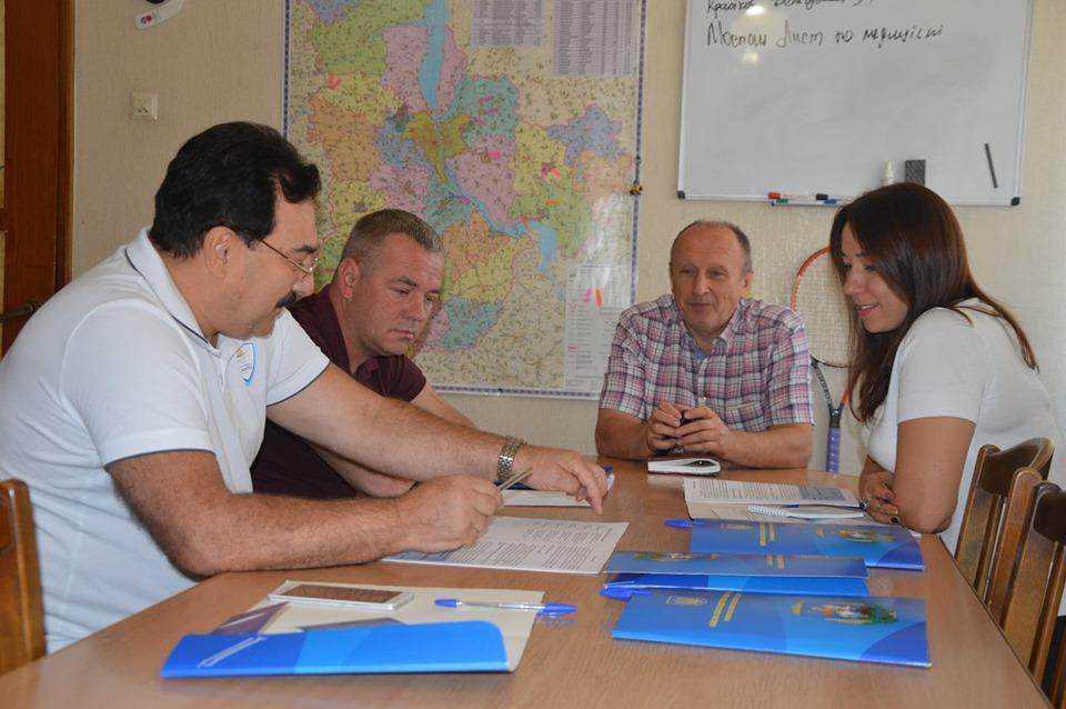 Засідання підгрупи Стратегування у сфері фізичної культури і спорту. Фото