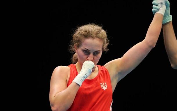 Боксерка Анна Лисенко. Фото