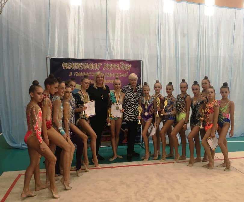 Чемпіонат України з художньої гімнастики, Бердянськ. Фото