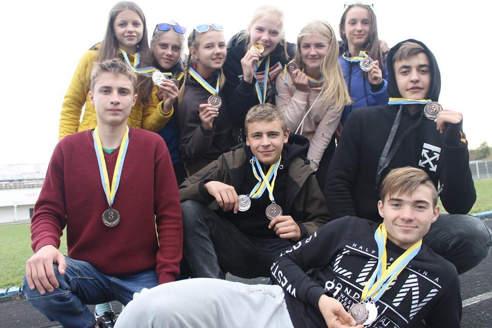 Чемпіонат Київської області з лижоролерів, Бровари. Фото