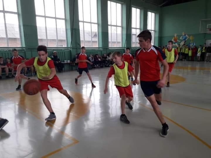Турнір за баскетболу пам'яті Засухи, Васильківський район. Фото