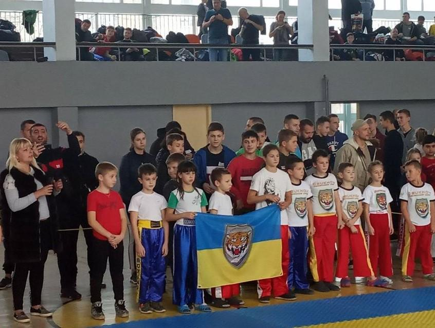 Чемпіонат України з кікбоксингу, Київ. Фото