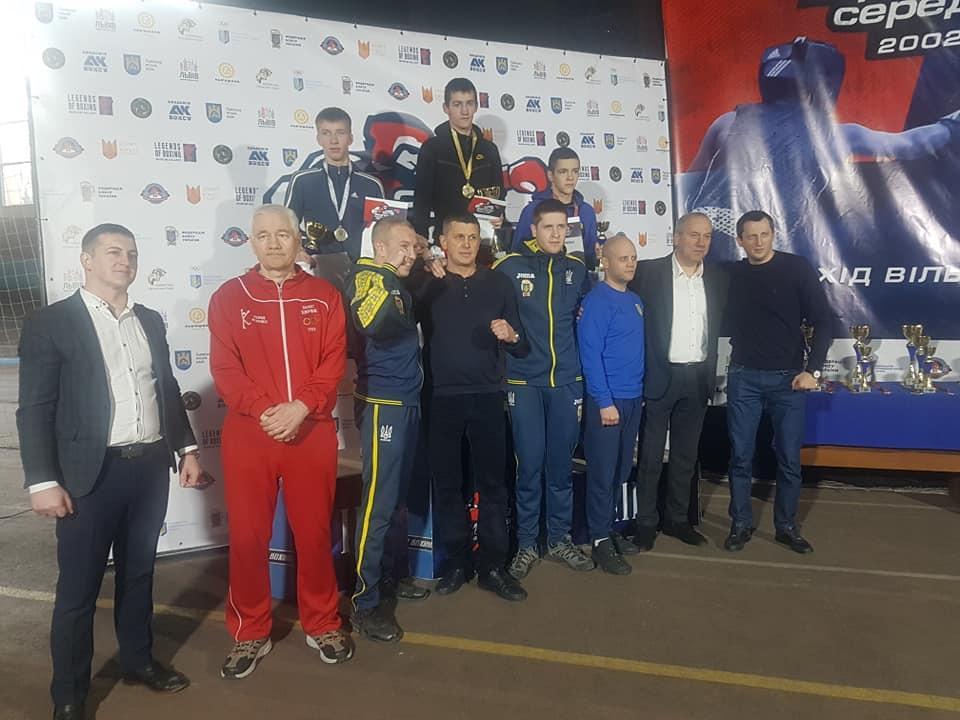 Перехідний чемпіонат України з боксу серед молоді, Львів. Фото