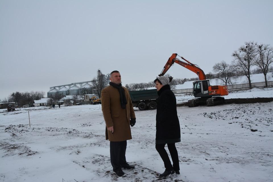 Сергій Тимофєєв завітав до Студениківської ОТГ. Фото