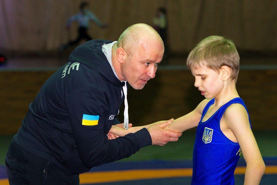 Спорт вдома, Анатолій Гуральський. Фото