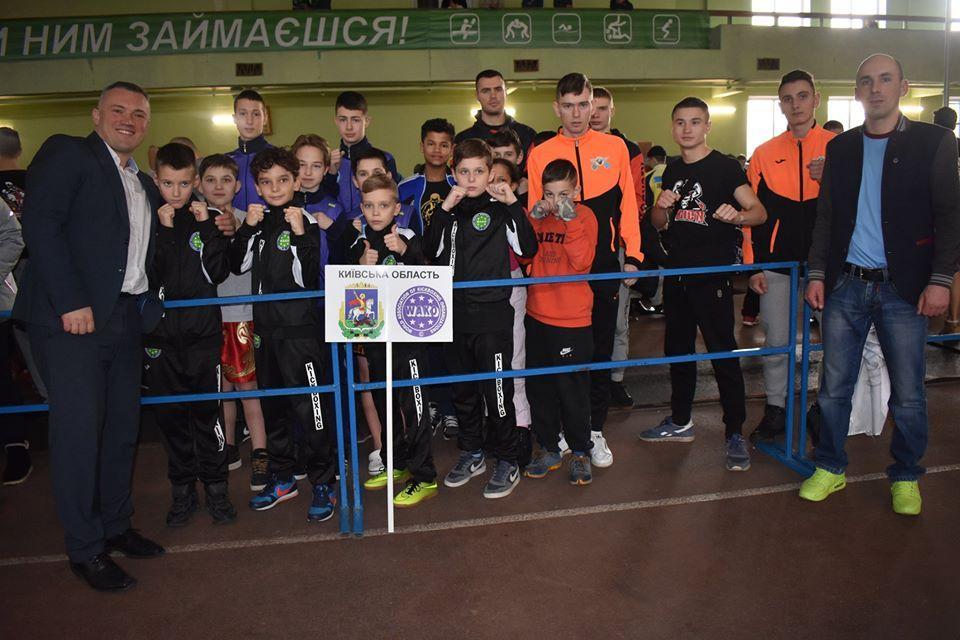 Чемпіонат України з кікбоксингу WAKO, Бровари. Фото