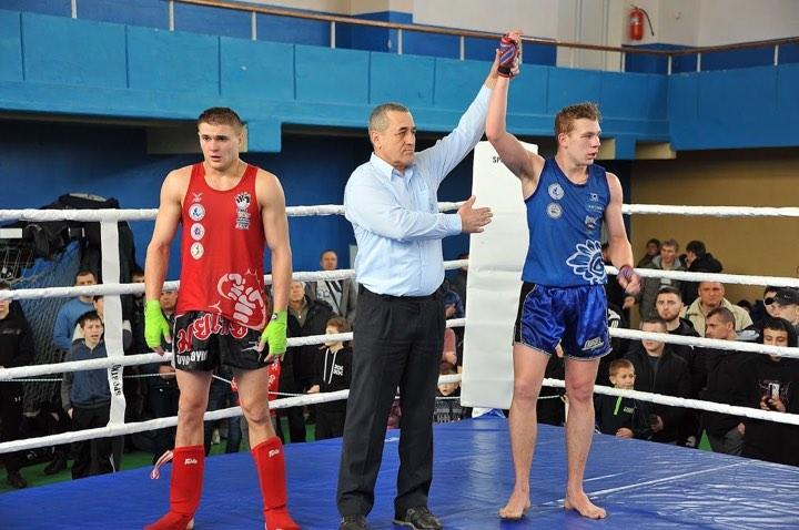 Кубок України з таїландського боксу, Одеса. Фото