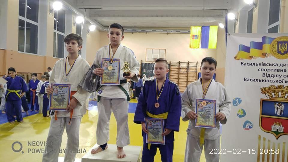 Відкритий чемпіонат Київської області з дюздо, Васильків. Фото